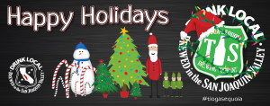 Holiday Greeting from Tioga Sequoia