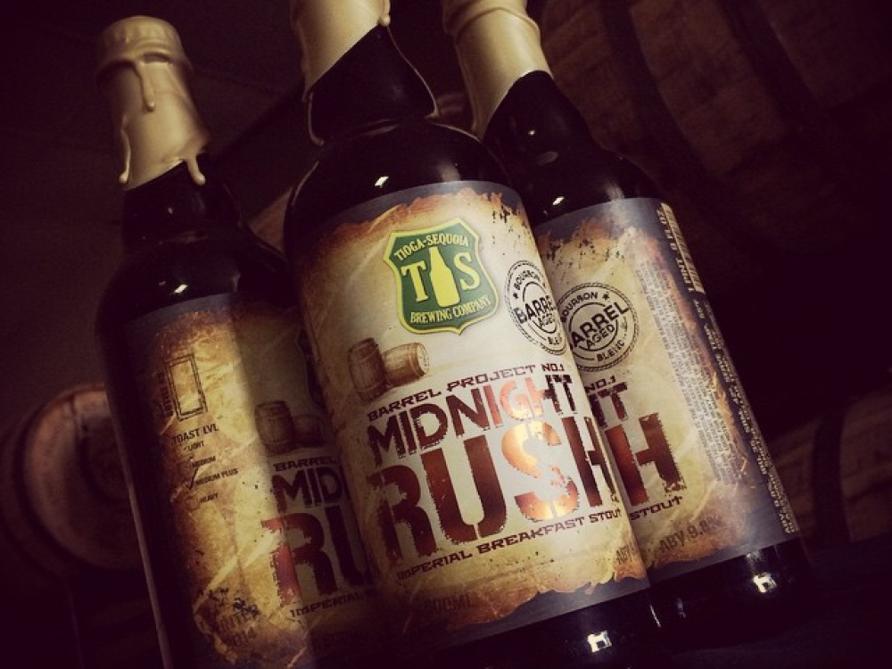 Midnight Rush Bottles