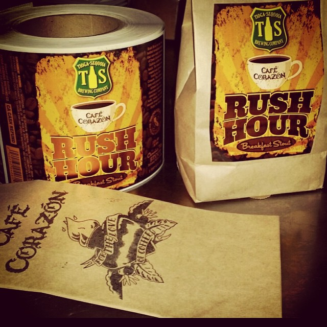 Rush Coffee